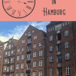 One Day in Hamburg Itinerary 1