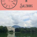 1 Perfect Sound of Music Salzburg Itinerary 1