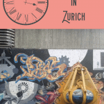 One Day in Zurich Itinerary 1