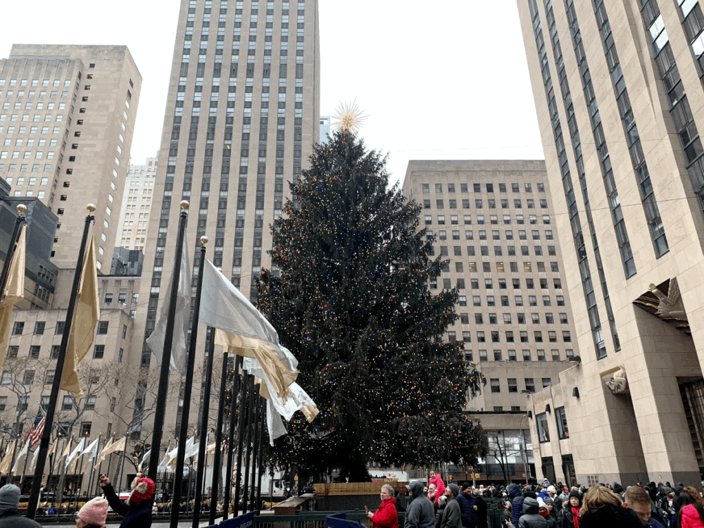 24 Hours of Christmas in New York City