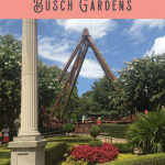 24 Hours in Busch Gardens Williamsburg VA