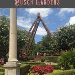 24 Hours in Busch Gardens Williamsburg VA 2
