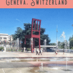 One Day in Geneva Itinerary