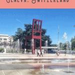 One Day in Geneva Itinerary 4