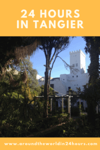 A Perfect 24 Hours in Tangier, Morocco