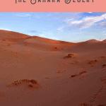 24 Hours in the Sahara Desert Tour 4