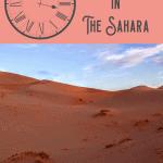 Sahara Desert Tour: A Perfect 24 Hours 1