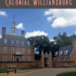 A Perfect One Day in Colonial Williamsburg Itinerary 2