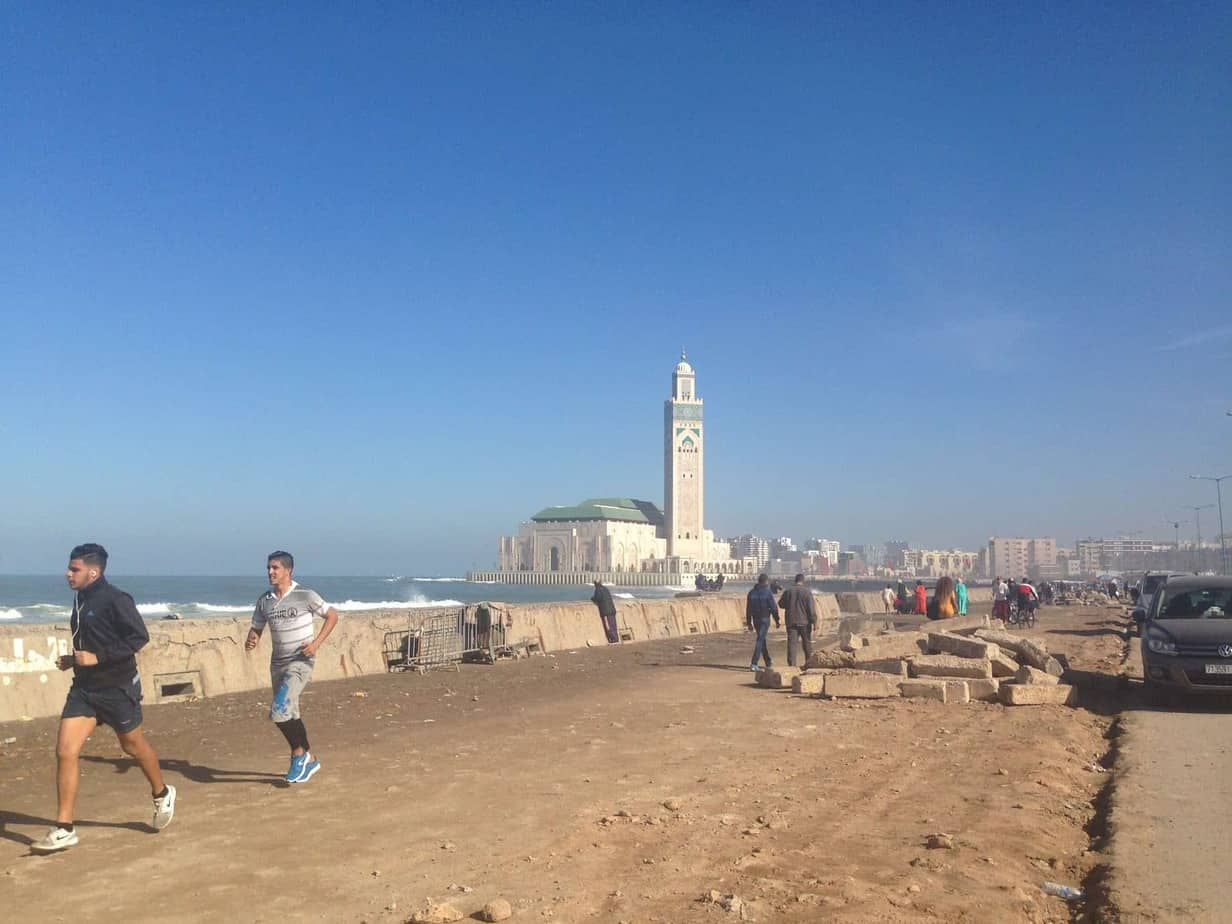 24 Hours in Casablanca