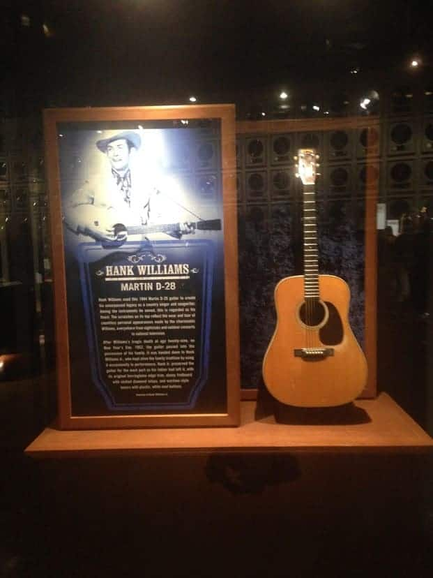 Hank Williams Country Music Hall of Fame and Museum