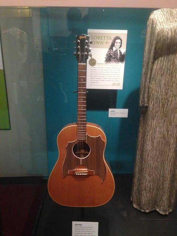 Loretta Lynn Country Music Hall of Fame