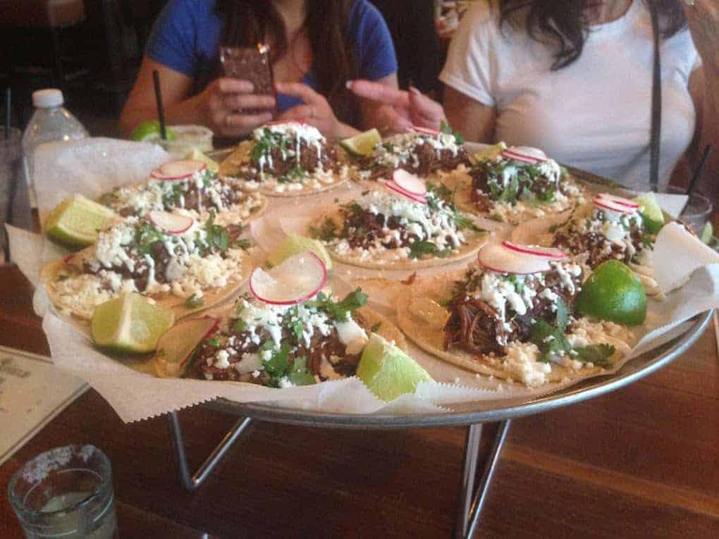 Bakersfield Nashville tacos