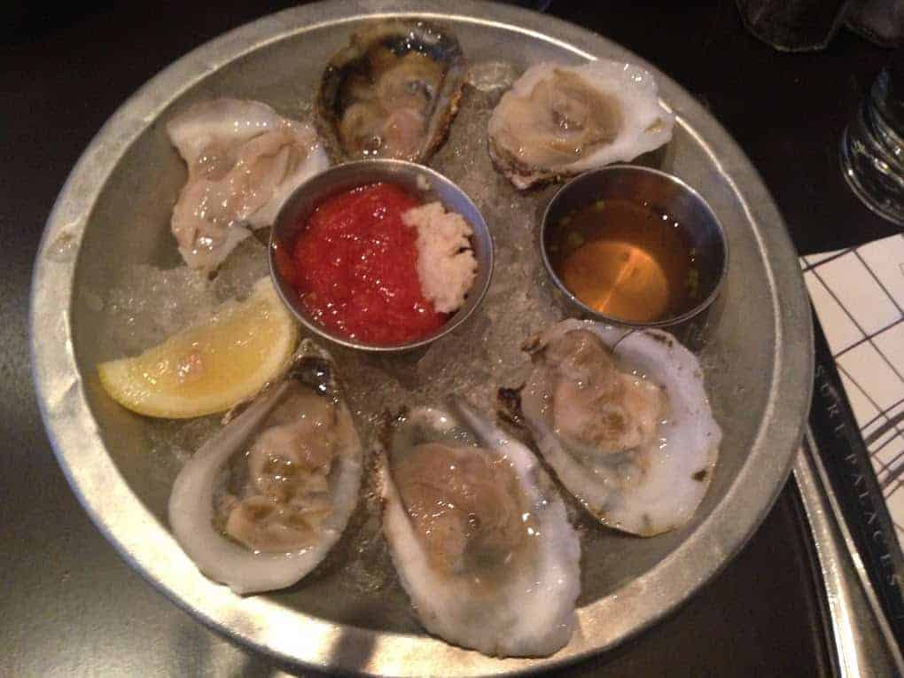 Doc Crows Louisville oysters