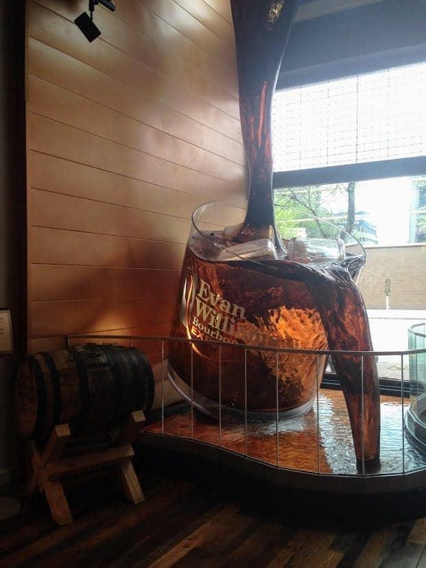 Evan williams distillery louisville