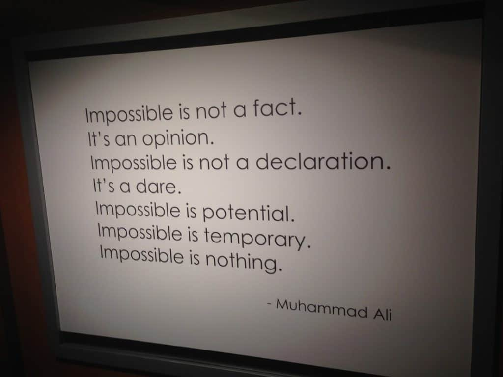 Muhammad Ali Center if