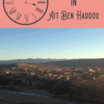 Ait BenHaddou Film Locations: A Perfect 24 Hours 1