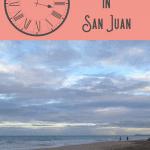 A Perfect 24 Hours in San Juan: Ocean Park 1