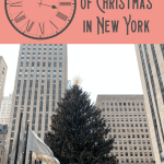 A Perfect 24 Hours of Christmas in New York City 1