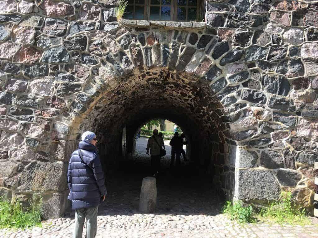 Suomenlinna fortress walls 24 Hours: Helsinki Itinerary