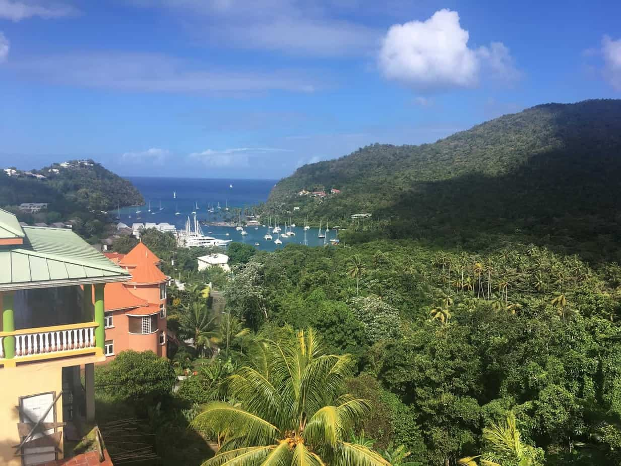 24 hours in st lucia