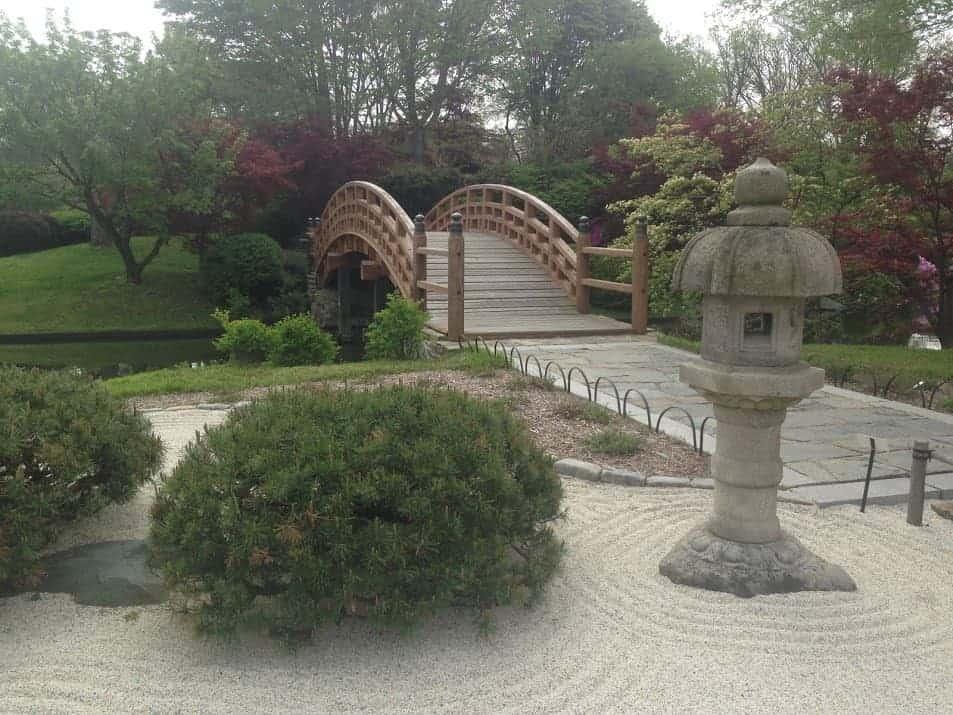 Japanese garden missouri botanical garden