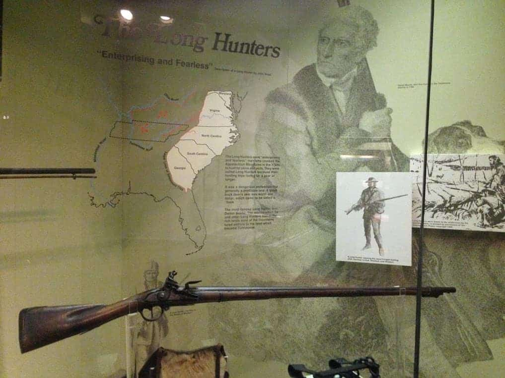 Long Hunters Tennessee State Museum