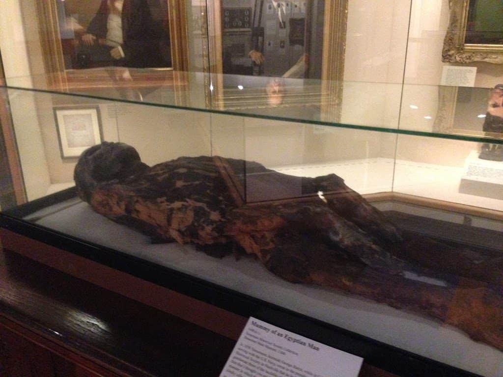 Mummy Tennessee State Museum