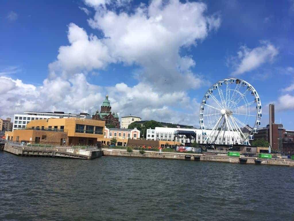 Suomenlinna Fortress ferry
