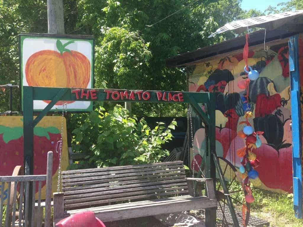 Tomato place vicksburg