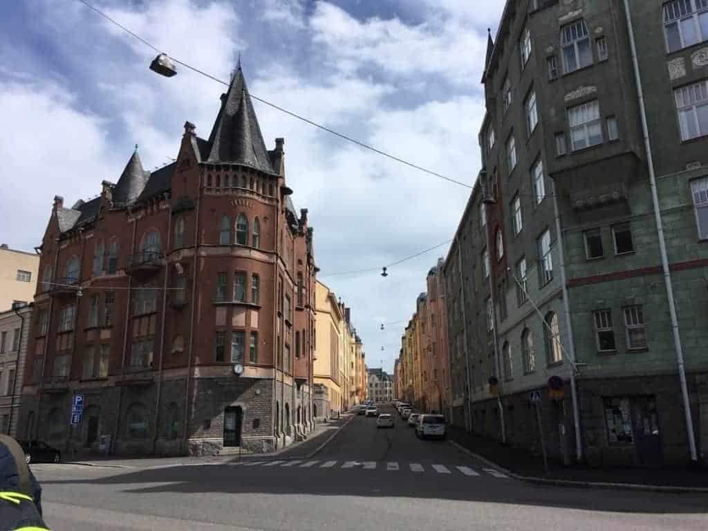 Tove Jansson Street