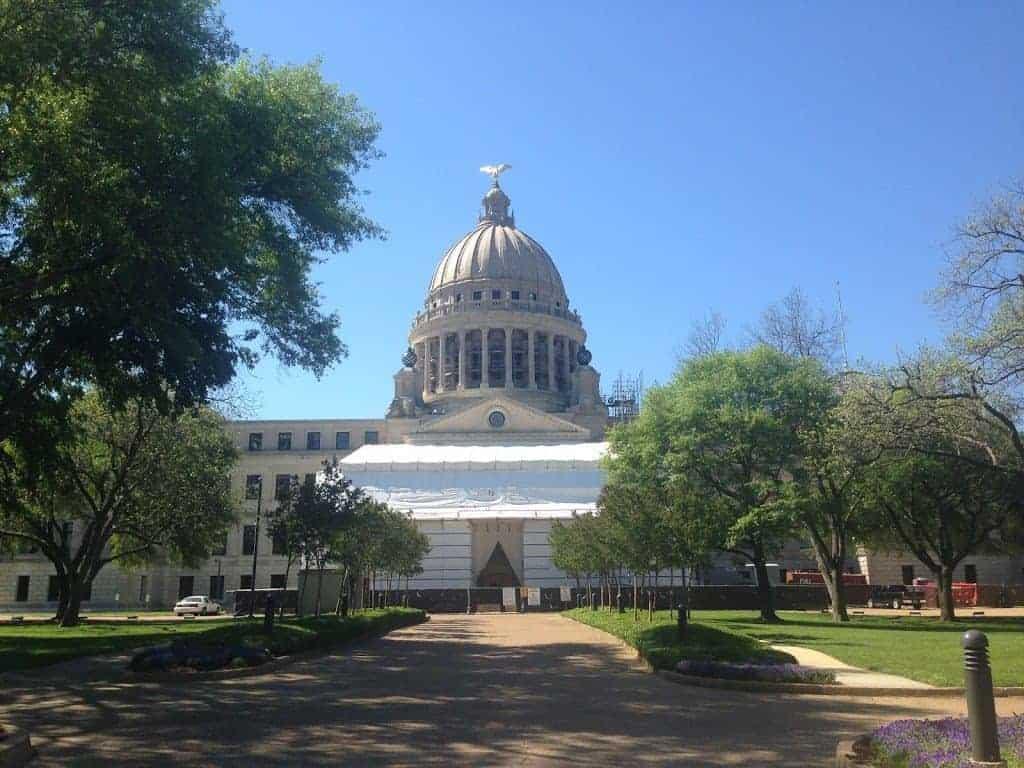 Jackson Mississippi Capitol
