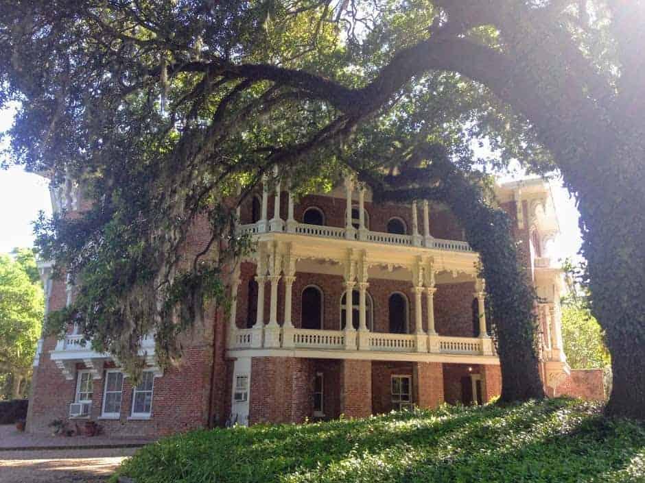 Longwood Natchez Mississippi