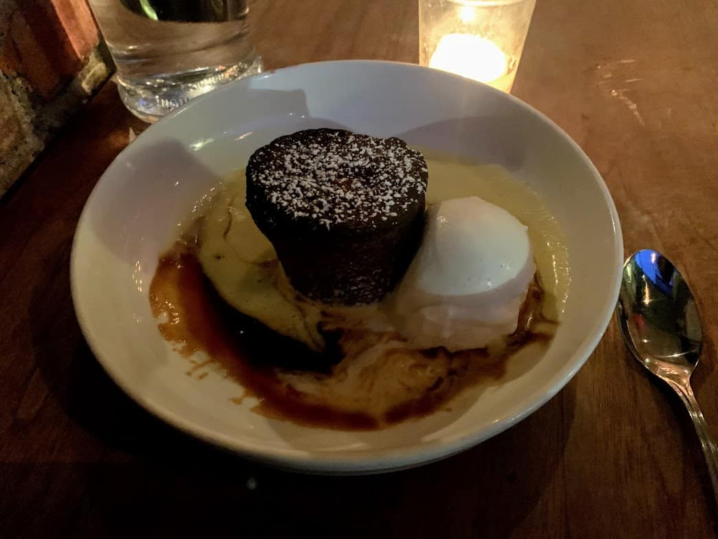 sticky toffee pudding highlands nyc