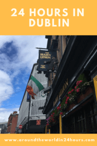 A Perfect 24 Hours in Dublin, Ireland with Trinity College