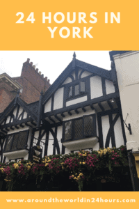 A Perfect 24 Hours in York, England