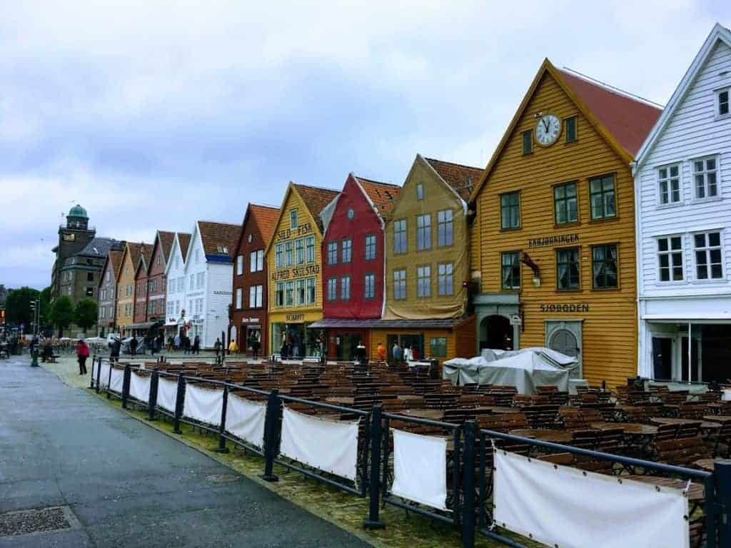 bergen norway houses 24 Hours: Bergen Fjord Cruise