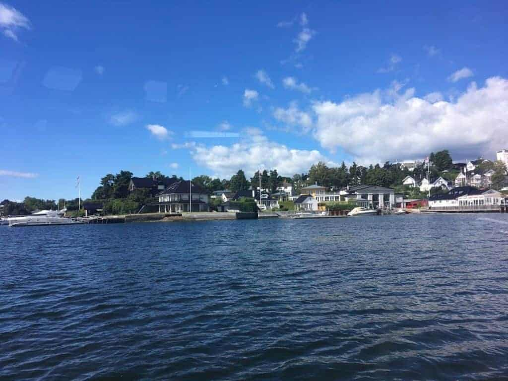 ferry to bygdoy 24 Hours: Oslo Itinerary