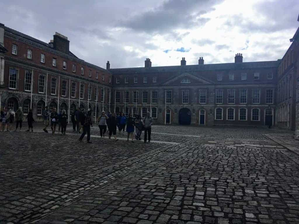 dublin castle 24 hours in dublin