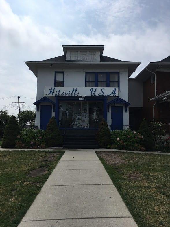 Motown Museum Hitsville USA