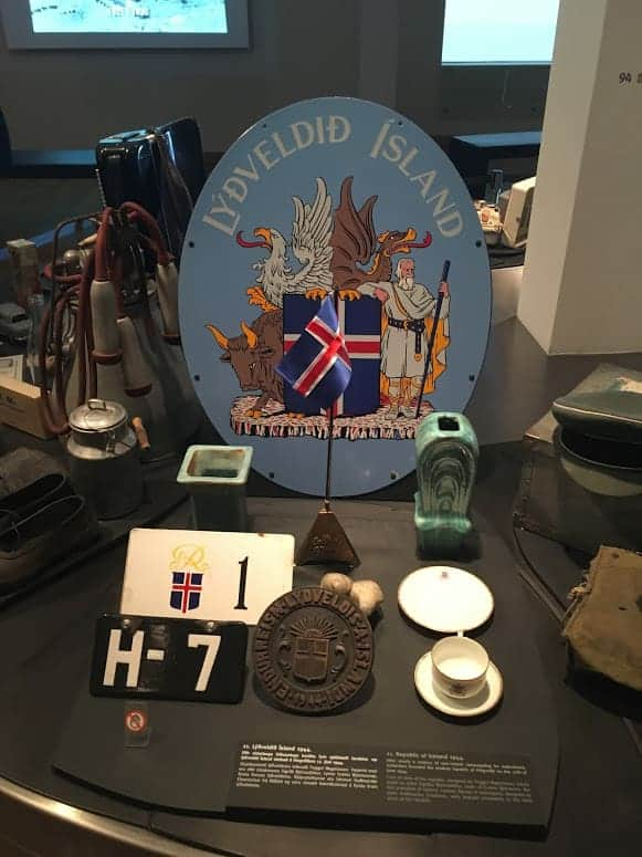 iceland republic symbols