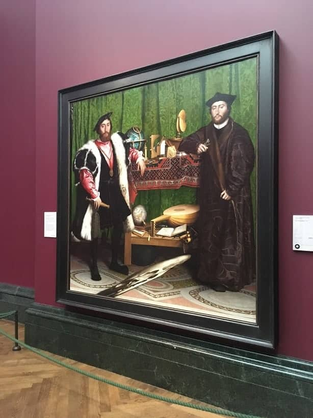 holbein ambassadors 24 Hours: London Trip Planner