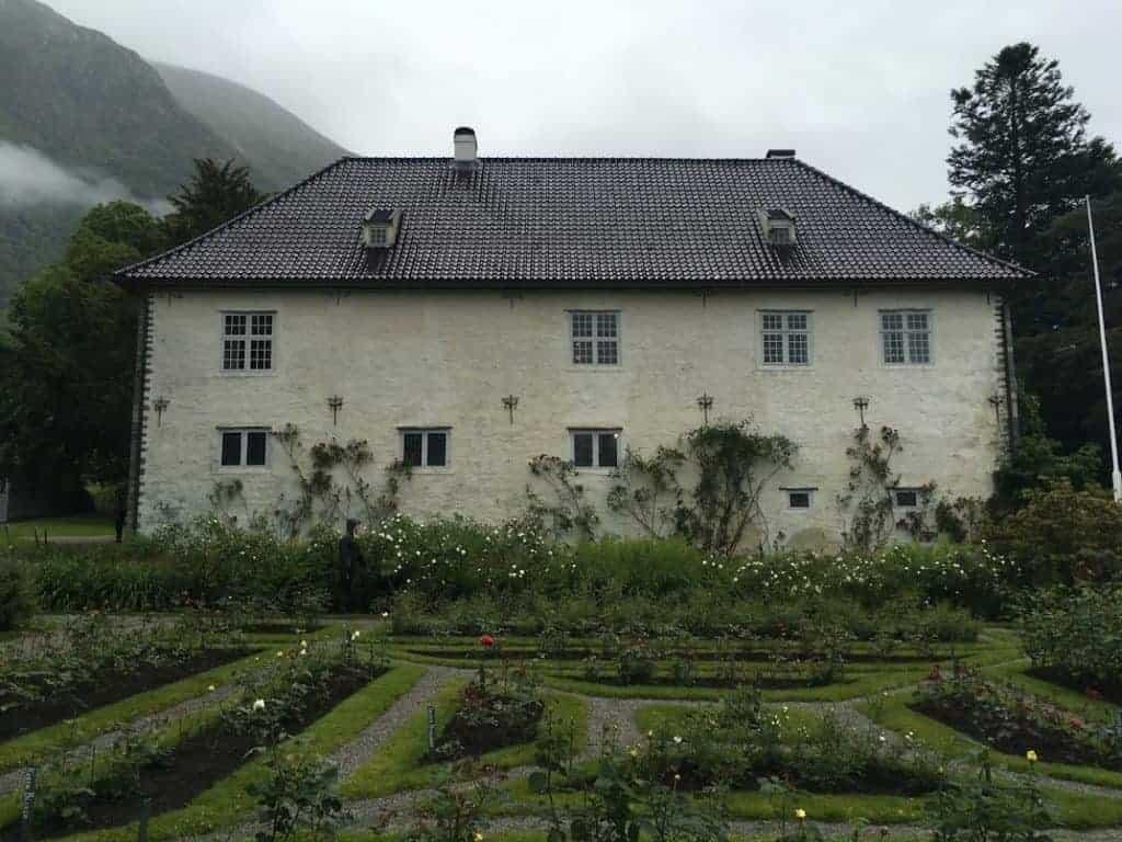 baroniel rosendal exterior