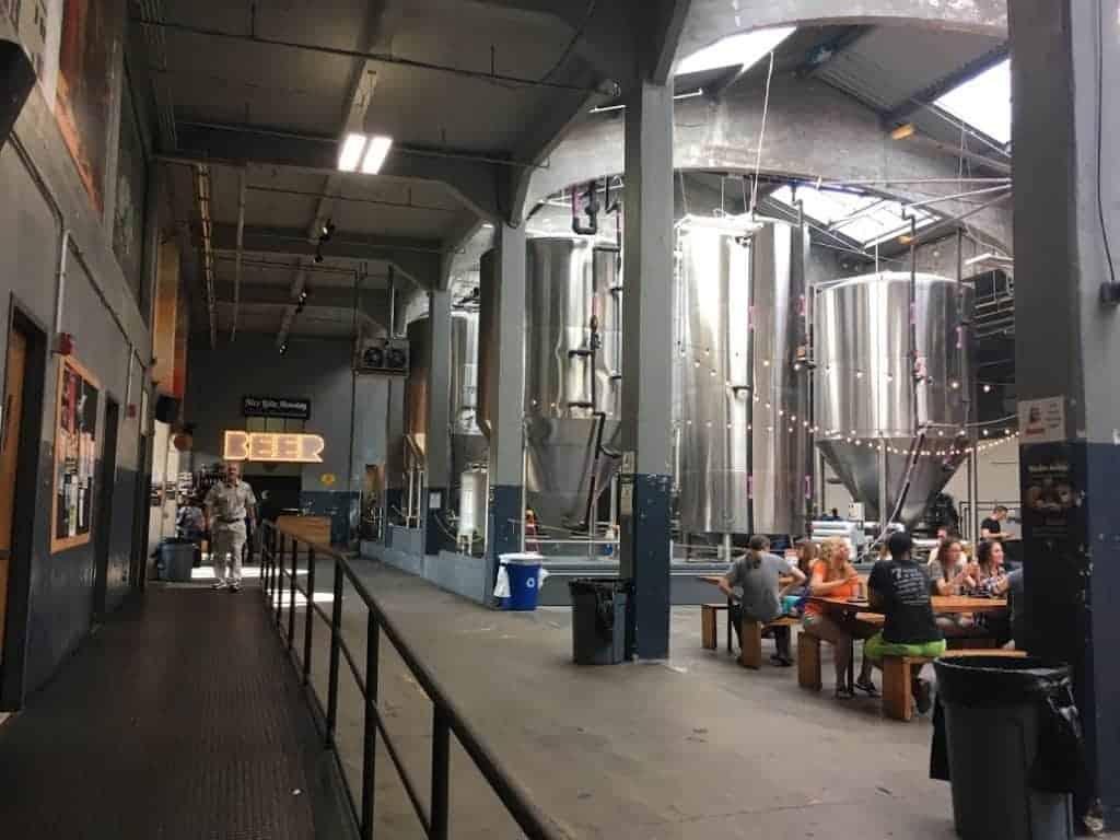 cincinnati brewery tour