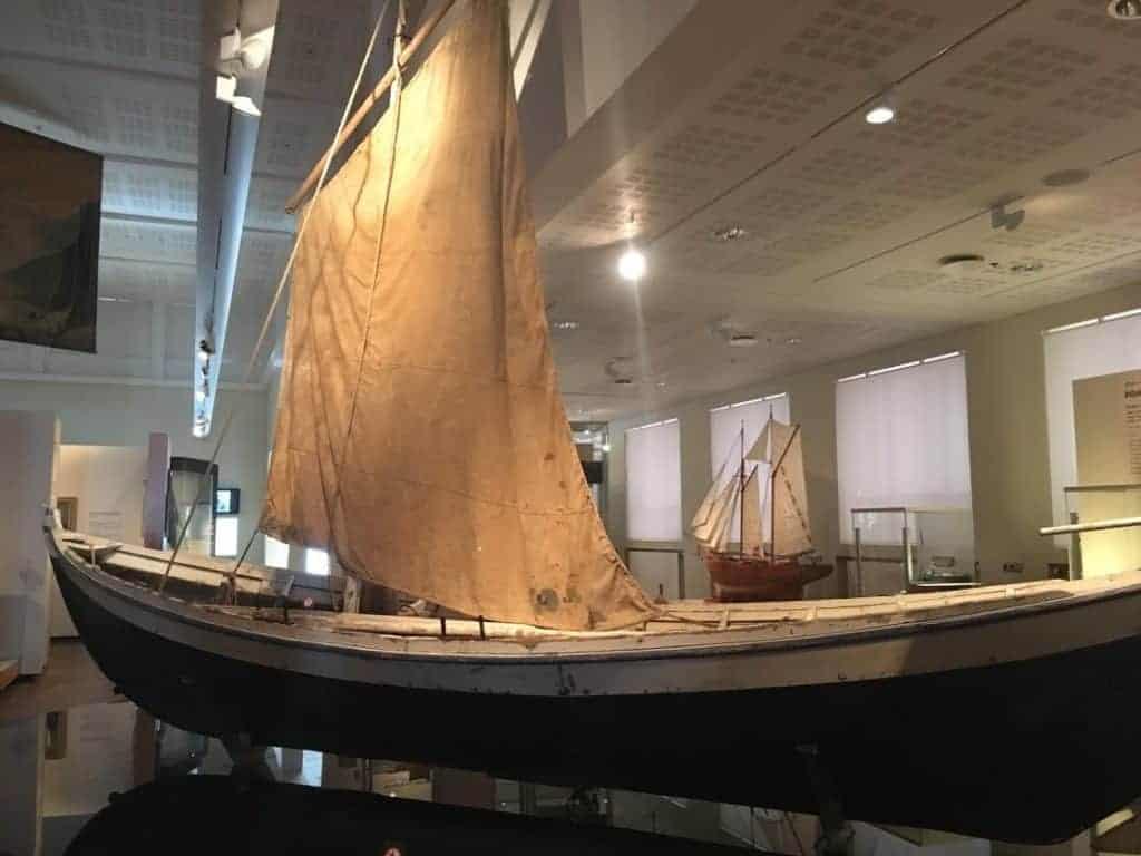 icelandic boat