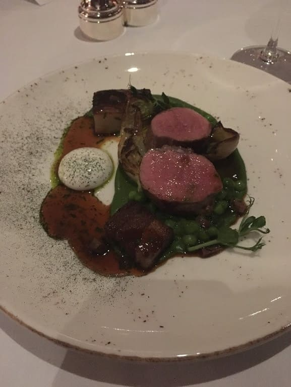 lamb number one