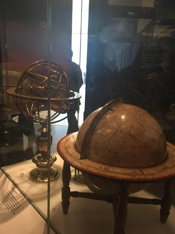 globes national museum of scotland