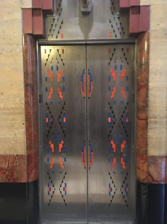 guardian building elevator