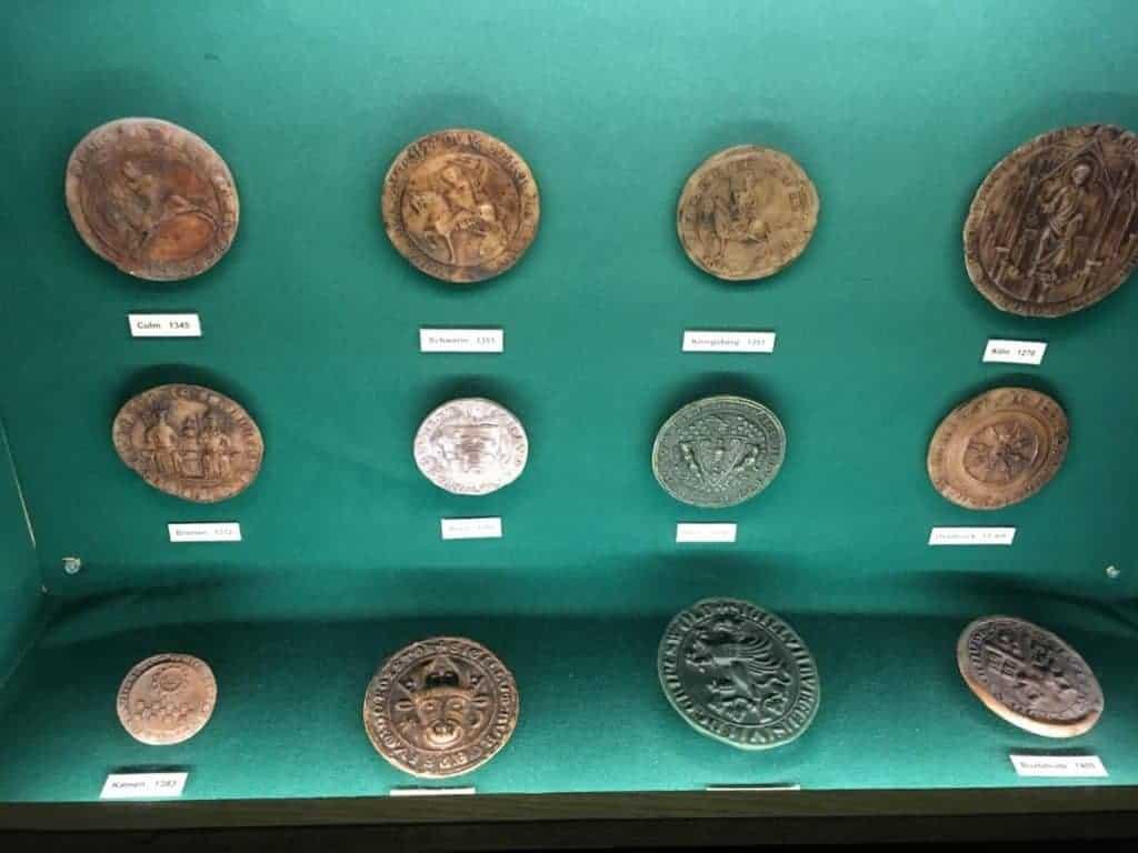 hanseatic coins