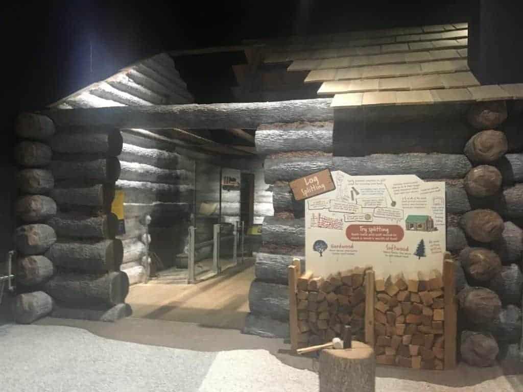 hoosier cabin