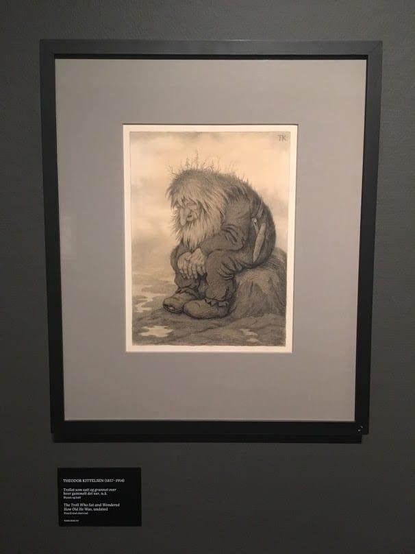 kittlesen troll